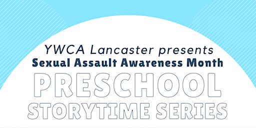 Preschool Storytime Series presented by YWCA Lancaster