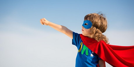 Yoga Super Hero Camp for Kids tickets