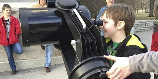 Astronomy and the Solar System - Summer Adventure Camp