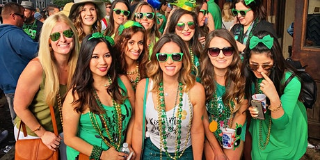 The Official St. Patty's Day CRAWL tickets