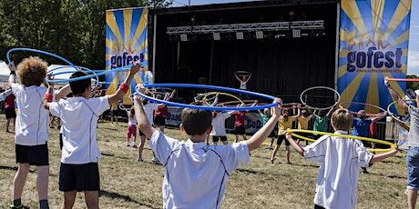 GoFest Active May Half Term Camp tickets
