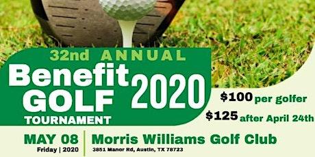 32nd Annual Benefit Golf Tournament tickets