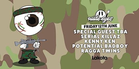 WE Jungle Carnival: Special Guest, Serial Killaz, Kenny Ken & More! tickets