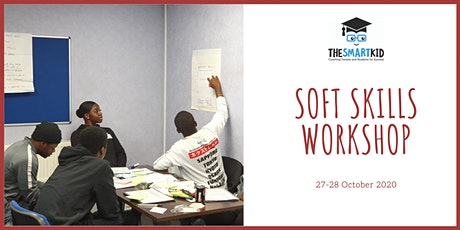Soft Skills Workshop: Oct 2020 Half Term tickets