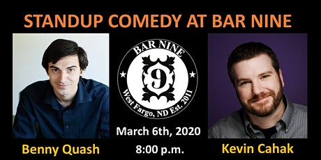Standup Comedy at Bar Nine tickets