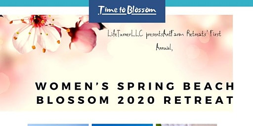 Women's Spring Beach Blossom 2020 Retreat