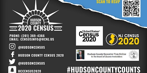 Hudson County Census Training 2020