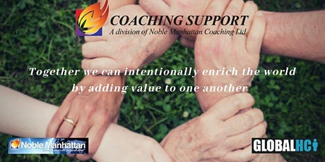 Noble Manhattan Coaching Support Group - Amman tickets