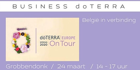 Boost your doTERRA business tickets