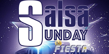 Salsa Sunday with Latin dance lessons and DJ Fiesta tickets