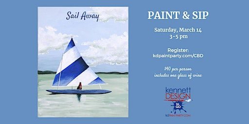 Sail Away!  Paint and Sip