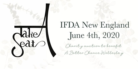 IFDA New England 2020 Take-A-Seat tickets