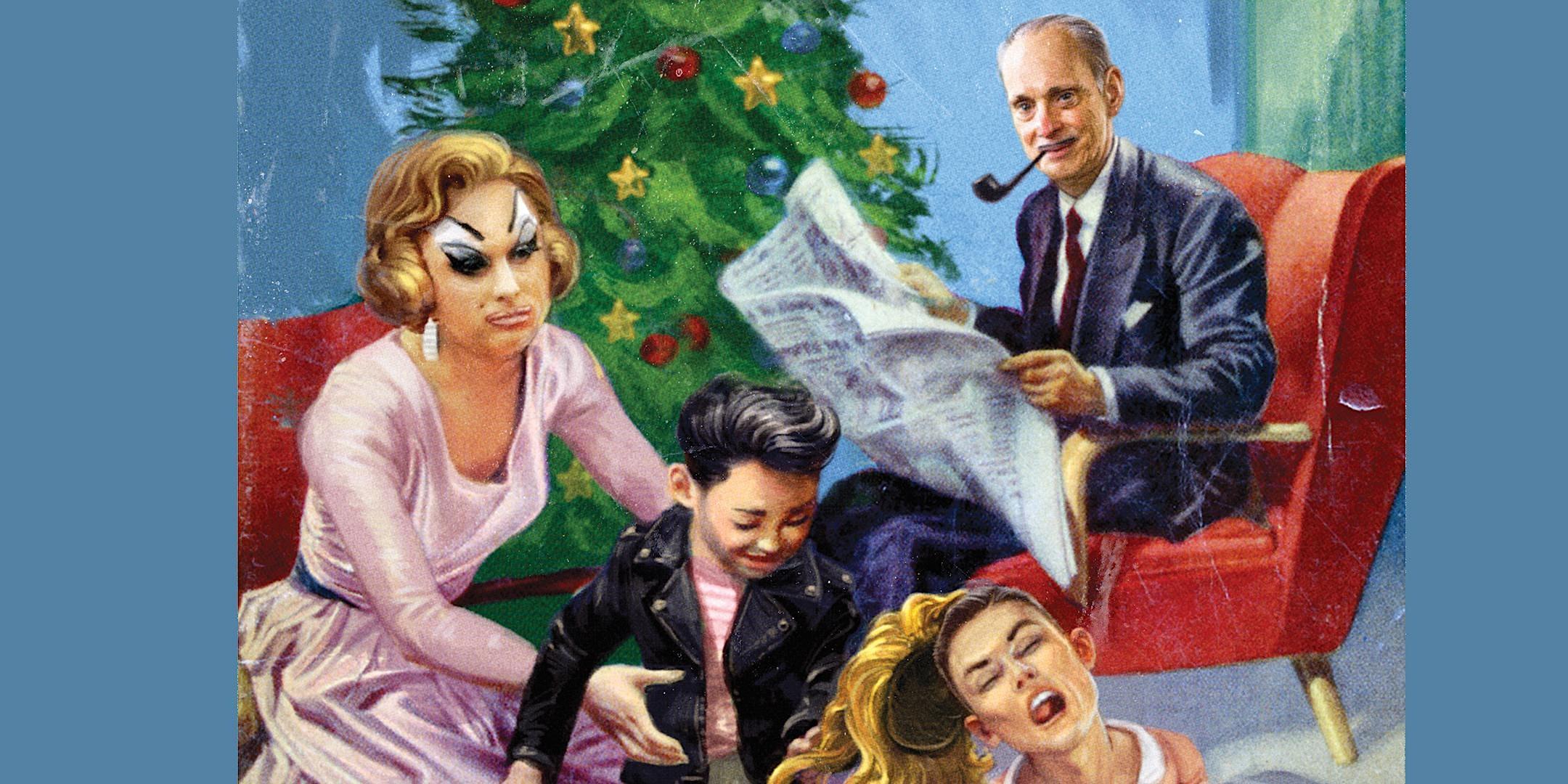 A John Waters Christmas   It's a Yuletide Massacre   1 DEC 2020