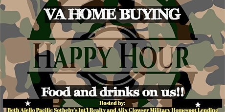 VA Home Buying Happy Hour Free Seminar tickets