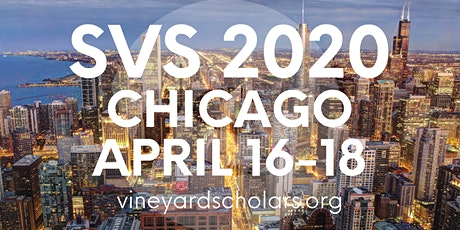 2020 Society of Vineyard Scholars Conference // Chicago, IL tickets