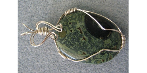 Advanced Wire Wrapped Pendant (Scottsdale - Jan) (03-03-2020 starts at 10:30 AM)