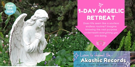 Akashic Records Training, 1-Day Angelic Retreat tickets