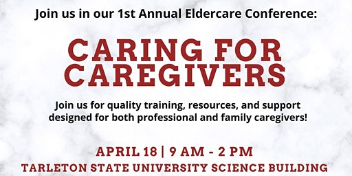 Eldercare Conference: Caring for Caregivers