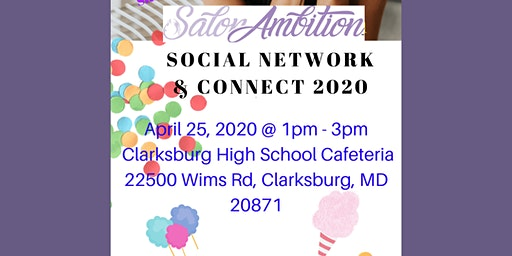FREE: Salon Ambition Social Network &  Connect 2020