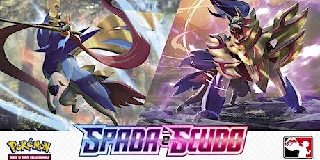 Pokémon League Cup 2020 - Spada & Scudo (Aversa) biglietti