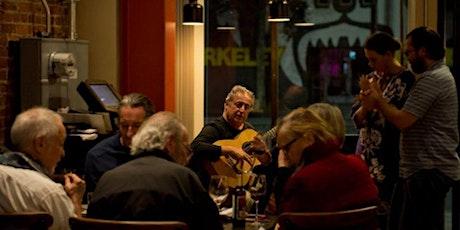 Live Flamenco Sundays at La Marcha Berkeley tickets