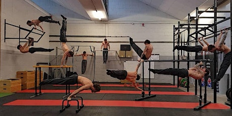 Complete Calisthenics Course - 6 weeks tickets