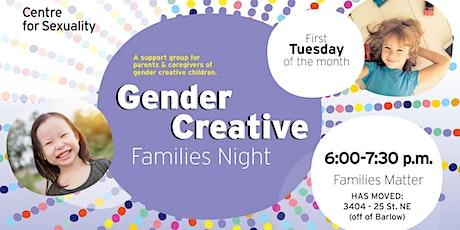 Gender Creative Families Night tickets