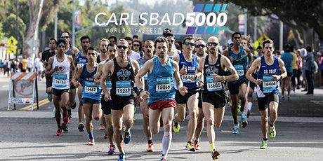 VOLUNTEER at the Carlsbad 5000 tickets