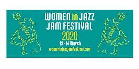 5th Annual Women in Jazz Jam Festival tickets