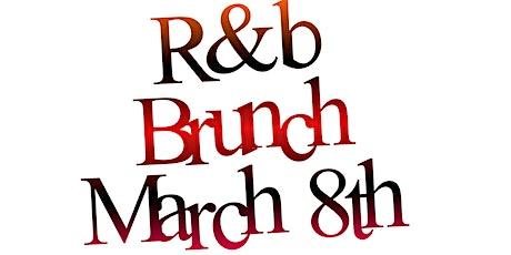 PlayHouse ENT Presents: R&B BRUNCH tickets