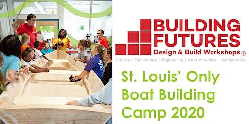 St. Louis' Boat Building Camp (Week 2)