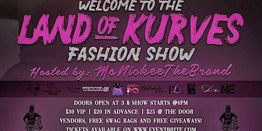 Ohio Kurvy Fashion Weekend Fashion Show