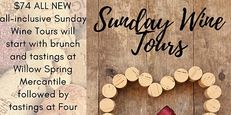 Sunday Trolley Wine Tours tickets