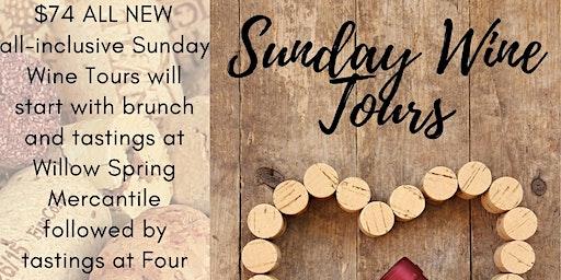 Sunday Trolley Wine Tours