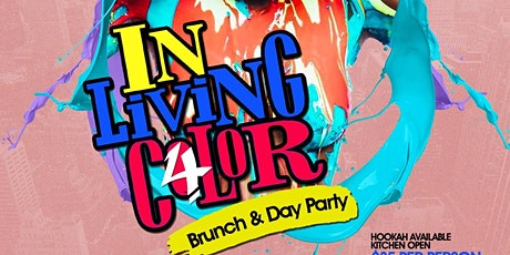 In Living Color Brunch & Day Party tickets