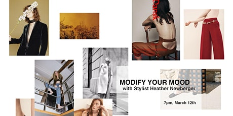 Modify Your Mood with stylist Heather Newberger tickets