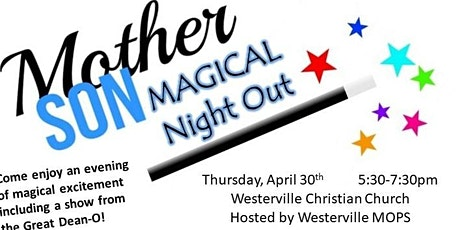 Mother Son Magical Night Out tickets