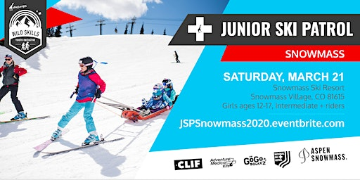 CO Wild Skills Junior Ski Patrol: Snowmass