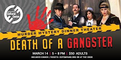 Death of a Gangster - Murder Mystery Dinner Theater