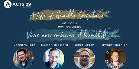 Acts 29 Canada National Conference//Conférence Nationale billets