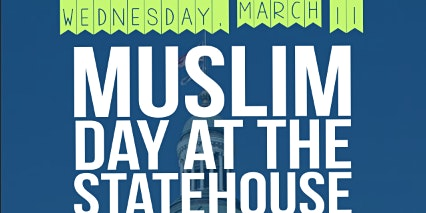 Muslim Day at the Statehouse