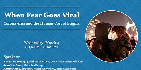 When Fear Goes Viral - A Live-Stream Panel Discussion tickets