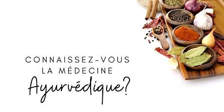 Consultations Ayurvédiques - Le Havre billets