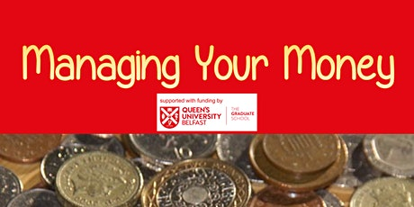 Managing Your Money tickets