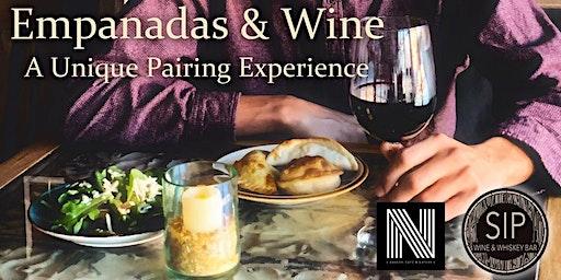 Empanadas & Wine: A Unique Pairing Experience