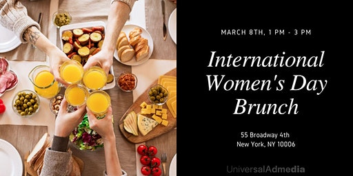 International Women's Day Brunch