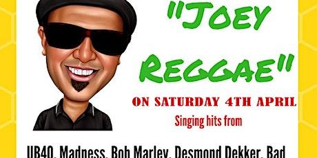 DATE CHANGED TO 24TH JULY - Joey Reggae - singing Ska & Reggae classics plus DJ PM tickets