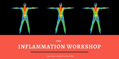 FREE Inflammation Workshop - The Body's Alert Sign tickets