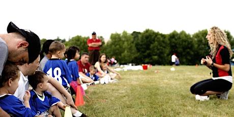 Essai Gratuit de Soccer 2 à 6 ans à Boisbriand billets
