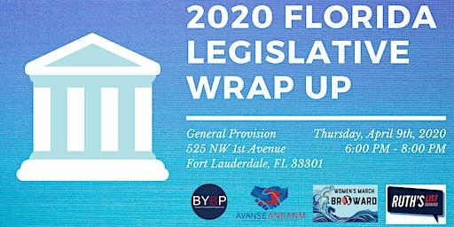 2020 Florida Legislative Session Wrap Up